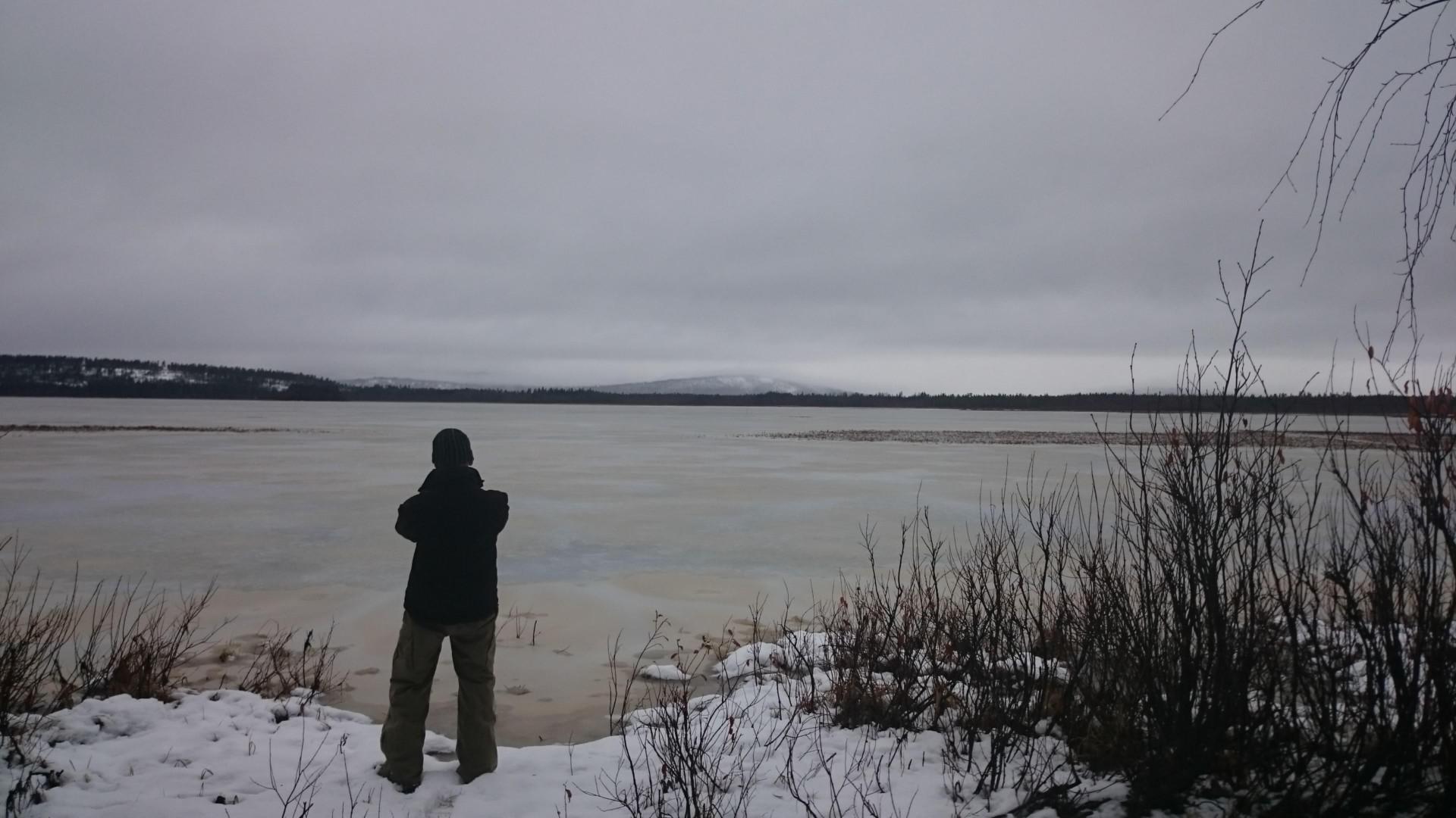 Valkea Lodge, Lapland, November